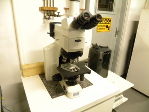 Optical Microscope – Nikon Eclipse ME 600 – Mod. ECR1BSN WE9007